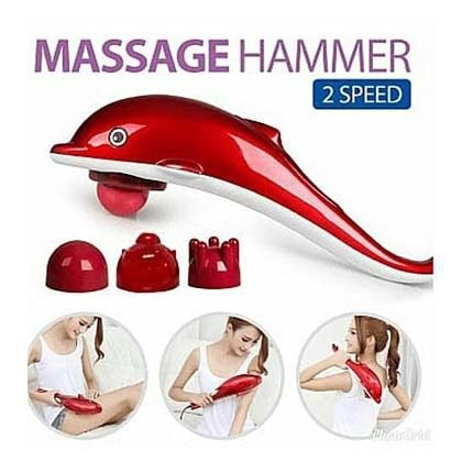 Dolphin Body Massager in Pakistan