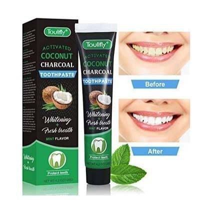Charcoal Toothpaste in Pakistan